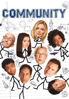 Community - Season 3 - Nordic Retail DVD